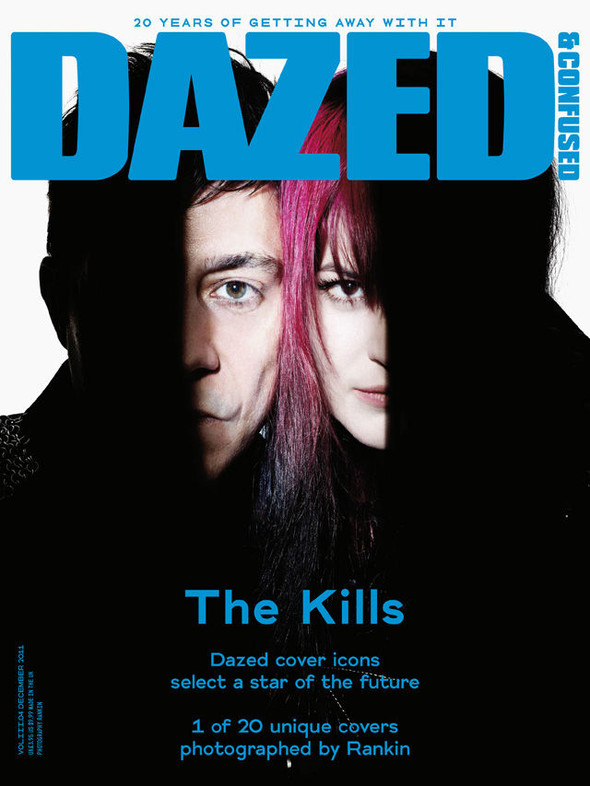 Обложки: 20 знаменитостей в объективе Ранкина для Dazed & Confused. Изображение № 13.