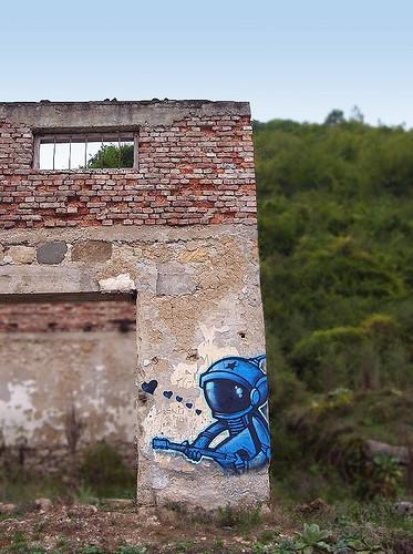 Интервью с граффити райтером Stan One. Изображение № 19.