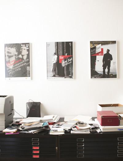 Рабочее место: Юстус Ойлер, арт-директор дизайн-студии Pentagram в Берлине. Изображение № 5.