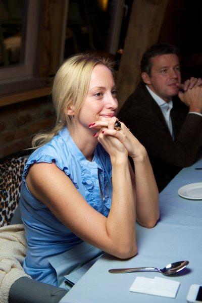 В ресторане Река прошел «оранжевый» кулинарный мастер-класс и ужин. Изображение № 10.