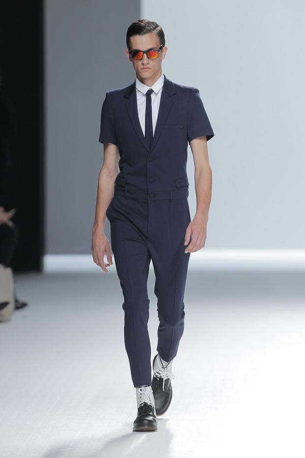 Madrid Fashion Week SS 2013: DAVIDELFIN. Изображение № 24.