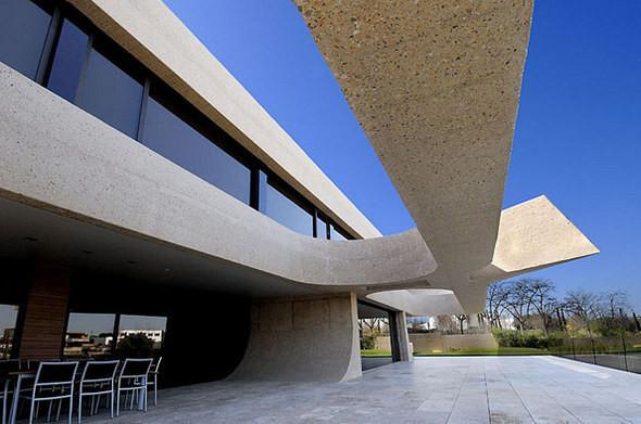 Изображение 5. Дом в Мадриде от студии A-cero.. Изображение № 5.