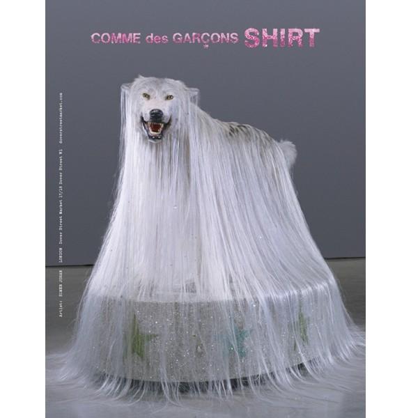 Новые рекламные кампании: Comme des Garcons Shirt, Oliver Peoples и Vivienne Westwood. Изображение № 1.
