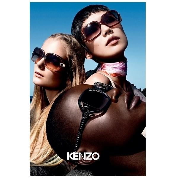 Изображение 44. Рекламные кампании: Calvin Klein White Label, Enrico Coveri и Kenzo.. Изображение № 44.