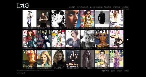 Топ-5 женских модельных агентств Нью-Йорка. Изображение № 1.