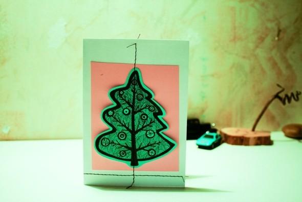 Миша и открытки - Gabriel Saray. Изображение № 2.