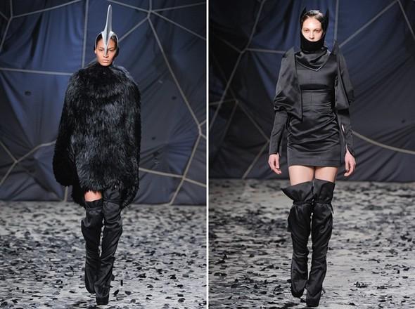 Показы Paris Fashion Week FW 2012: День 2. Изображение № 8.