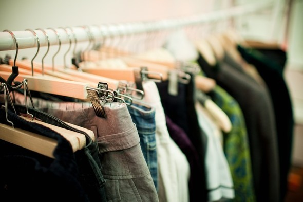 59,6 - магазин одежды в Лофт Проекте ЭТАЖИ. Изображение № 2.