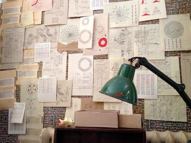 Цитата: дизайнеры о документах в «Игре в имитацию» . Изображение № 3.