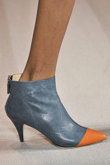 Изображение 4. Неделя моды в Нью-Йорке: обувь.. Изображение № 4.