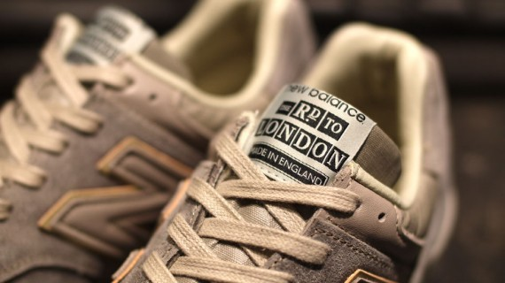 New Balance M576 The Road to London Pack. Изображение № 6.