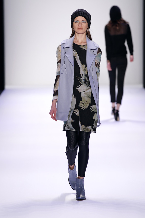 Berlin Fashion Week A/W 2012: Lala Berlin. Изображение № 8.