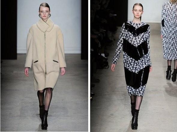 Изображение 10. Показы на Paris Fashion Week FW 2011: день 5 и 6.. Изображение № 38.