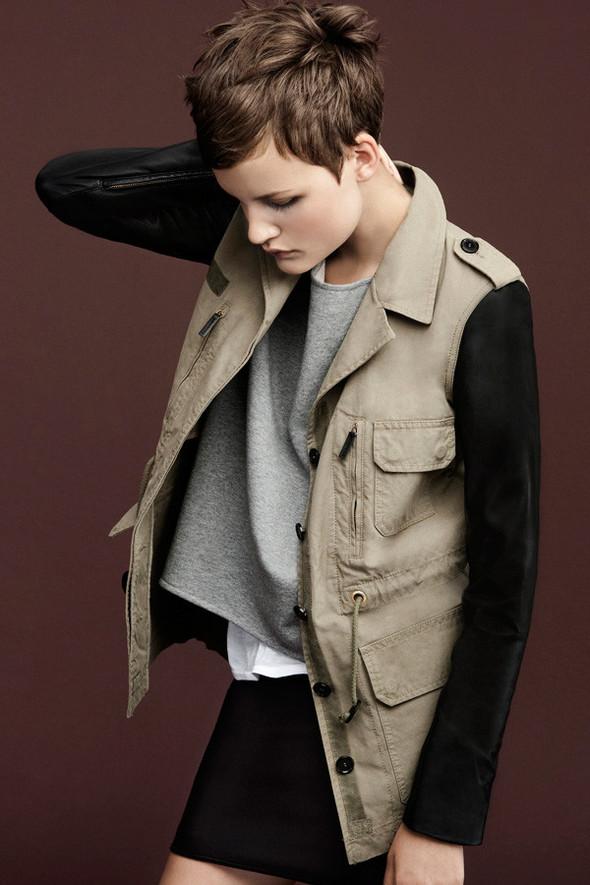 Лукбук: Zara September 2011. Изображение № 14.