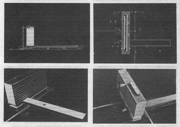 Арт-альбомы недели: 10 книг об утопической архитектуре. Изображение № 137.