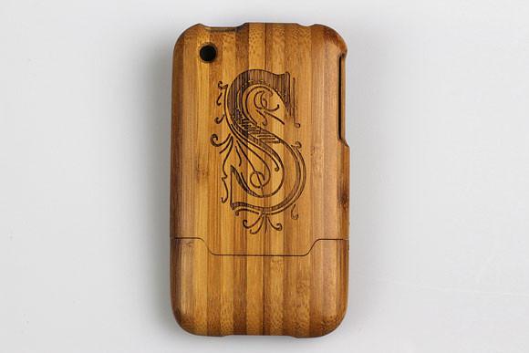 Деревянные корпуса для iPhone. Изображение № 11.