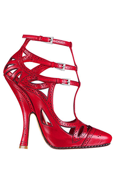 Dior не будут выпускать обувь с красной подошвой. Изображение № 3.