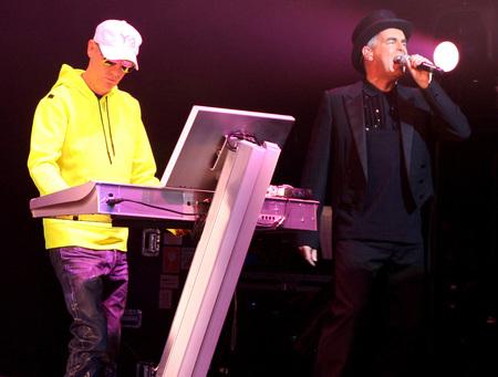 Pet Shop Boys ошиблись сдатой. Изображение № 1.