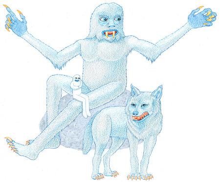 Beautiful monstros. Изображение № 19.