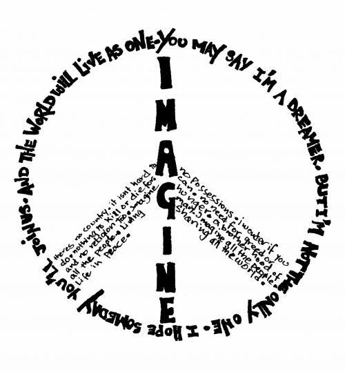 PEACE, PEACE, PEACE. Изображение № 5.