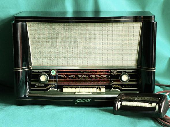 Радиоприемники в стиле ретро. Изображение № 8.