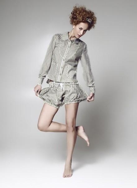 Изображение 16. Лукбук: домашняя одежда от LowFat F/W 2010-2011.. Изображение № 16.