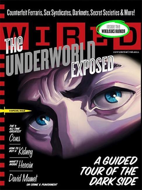 Самые красивые обложки журналов в 2011 году. Изображение № 112.