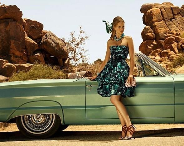 Лукбуки: Chloë Sevigny for Opening Ceremony, Louis Vuitton и Lou. Изображение № 31.