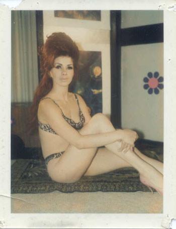 Изображение 3. Стриптиз,Polaroid и60-е годы.. Изображение № 2.