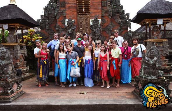 SurfsUpFriends - Новогодний серф-лагерь на Бали. Изображение № 7.