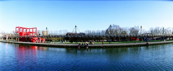 Изображение 3. Париж: сады и парки.. Изображение № 5.