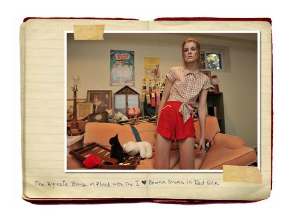 Изображение 48. Лукбуки: Mandy Coon, Rachel Antonoff, Sportmax Code и другие.. Изображение № 48.