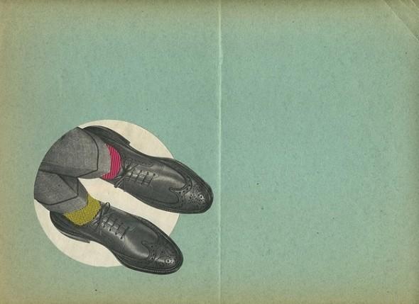 Клей, ножницы, бумага: 10 современных художников-коллажистов. Изображение № 86.