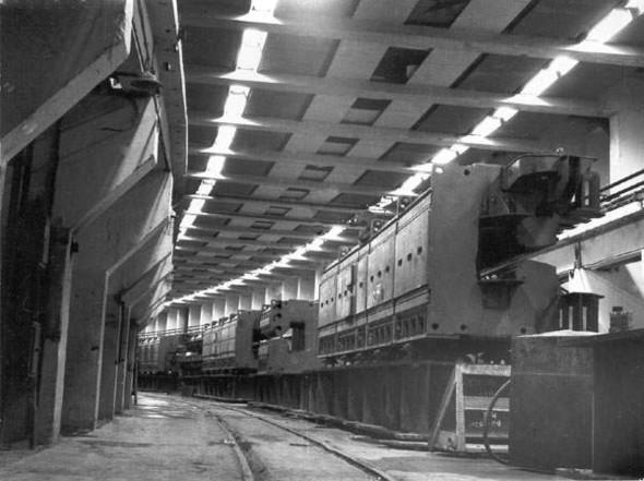 Заброшенный советский большой адронный коллайдер. Изображение № 20.