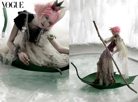 Korea Vogue, March 2006. Изображение № 4.