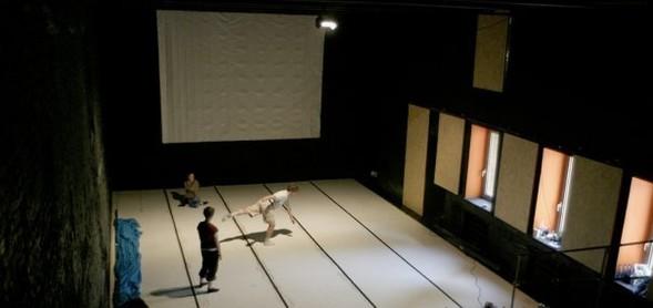 Современный танец в Актовом Зале. Изображение № 1.