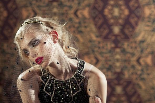 Съёмка: Таня Дягилева в Chanel для Grey. Изображение № 6.