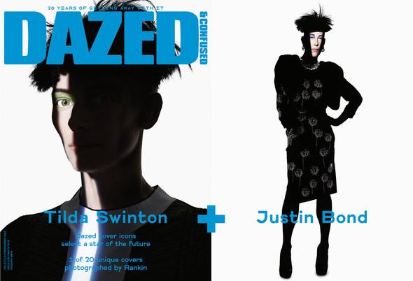 Обложки: 20 знаменитостей в объективе Ранкина для Dazed & Confused. Изображение № 6.