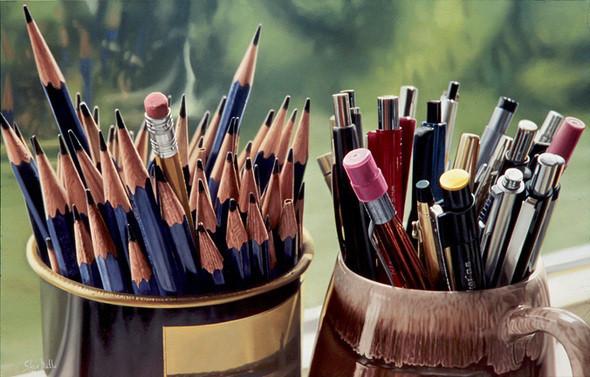Изображение 17. Стив Милз - художник, фотографирующий красками.. Изображение № 18.