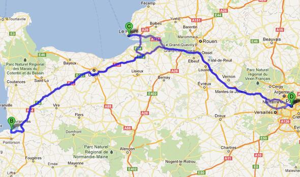 Франция: Яблони, кальвадос и Атлантида в Нормандии. Изображение № 5.