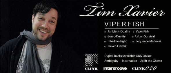 Tim Xavier представляет свой альбом. Изображение № 1.
