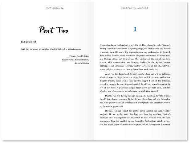 Что мы узнали из книги Дж.К. Роулинг «Свободная вакансия». Изображение № 3.