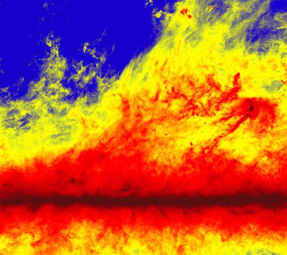 Look at The Big Bang - Фотокарточка Большого Взрыва. Изображение № 2.