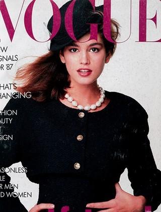История глазами обложки Vogue (Британия). Изображение № 49.