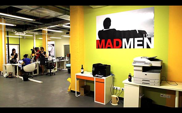 Mad Men в стиле Лайф. Изображение № 5.