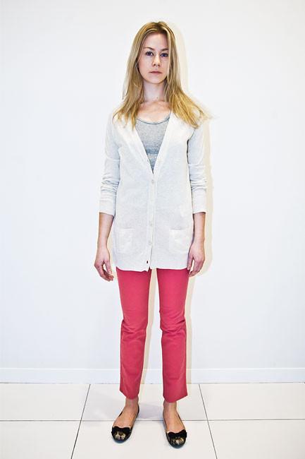 Встречайте по одежке: женские образы от Uniqlo. Изображение № 8.
