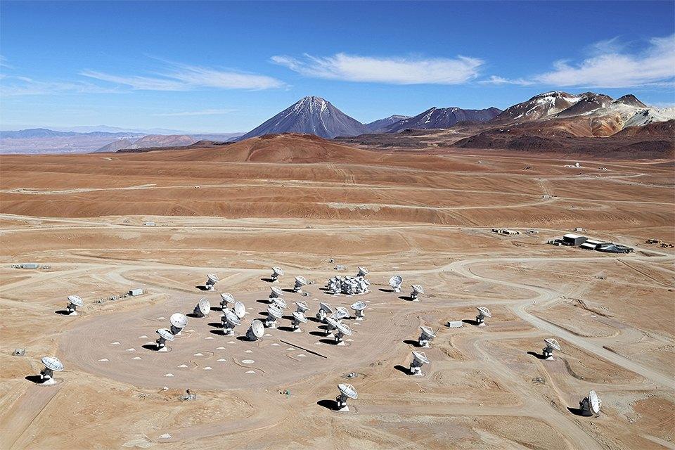 Фотографии лучших обсерваторий мира . Изображение № 6.