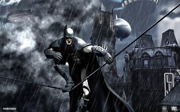 Изображение 8. Batman: Arkham City.. Изображение № 8.
