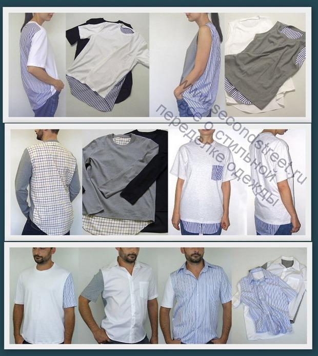 45 неожиданных идей для твоей рубашки. Изображение № 33.