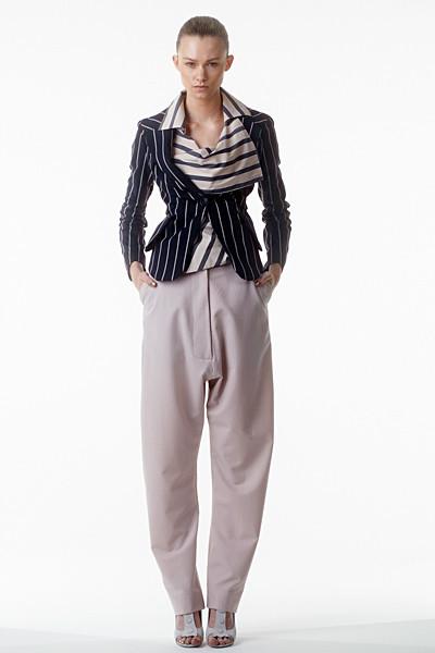 Лукбук: Vivienne Westwood Anglomania SS 2012. Изображение № 9.